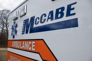 McCabe sign
