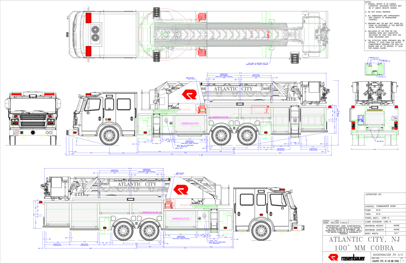 Trucks in Production - Defender Emergency Products Sales and